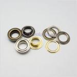 원형아일렛 24호*재질:철/신주(선택)*은색니켈/흑니켈/골드/엔틱