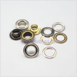 원형아일렛 20호*재질:철/신주(선택)*은색니켈/흑니켈/골드/엔틱